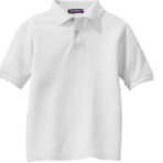 St. I's – Youth Uniform Polo